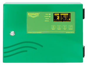 Ecogate greenBOX NXT dust collection controller